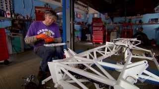Download Installing a New Chassis | Wheeler Dealers Video