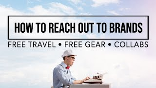 Download How To Reach Out To Brands • A MUST WATCH for Creators Video