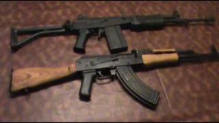 Download IMI Galil vs. WASR 10 AK-47 Video