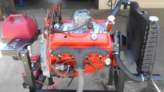 Download 1962 Chevy Corvette 327 340hp 097 Duntov Camshaft Engine Running Video