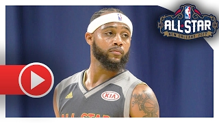 Download Brandon Armstrong Full Highlights vs West (2017 All-Star Celebrity Game) - 16 Pts, 15 Reb, MVP! Video