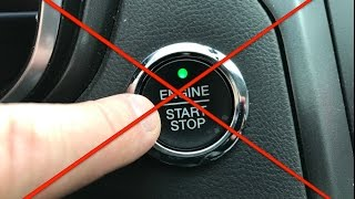 Download What happens if you push the button WHILE driving ? ( Don't try this in your own car ) Video