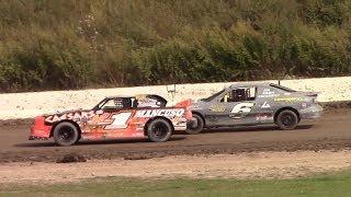 Download Mini Stock Heat One | Genesee Speedway | 9-17-17 Video