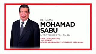 Download Bicara Minda Bersama YB Mohamad Sabu Video