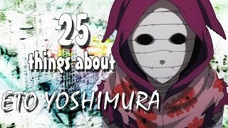 Download 25 things about One Eyed Owl Eto Yoshimura Video