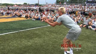 Download Punt Competition To Play In 2014 Under Armour All-America Game Video