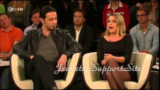 Download Jeanette Biedermann - Zu Gast bei Markus Lanz 06.09.2012 Video