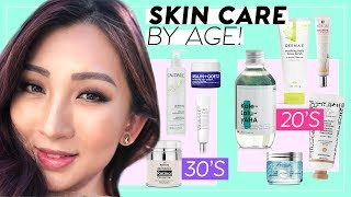 Download Best Skincare Routines for 20's and 30's: How to Keep Skin Looking Young + 5 Anti Aging Tips Video