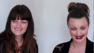 Download Sam's Blindfold Challenge Video
