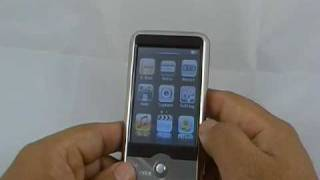 Download ASKTronics Silver Sliding Touch Screen MP3 MP4 Audio Video Player with Built in Camera Video