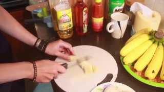 Download Cách làm bánh pancake chuối - đơn giản mà cực ngon Video
