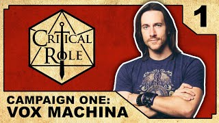 Download Arrival at Kraghammer - Critical Role RPG Show: Episode 1 Video