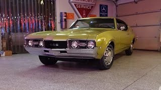 Download 1968 Olds FWD Fouranado Oldsmobile 442 1 of 1 & Engine Sound on My Car Story with Lou Costabile Video