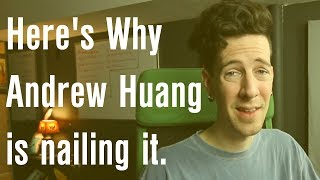 Download Here's Why ANDREW HUANG is NAILING it Video