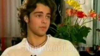 Download Joey Lawrence speaking to Dani Behr THE WORD 1994 Video