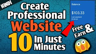 Download How To Create Free Website In Hindi | How To Make Free Website In 2019 Video