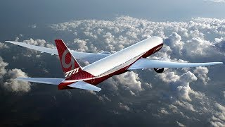 Download Could the Proposed 777-10x Replace the A380 in the Future? Video