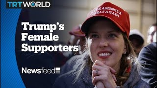 Download Why women vote for Trump: The US President and sexism Video