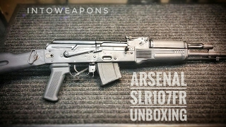 Download Arsenal SLR-107fr AK Rifle: Unboxing & Overview Video
