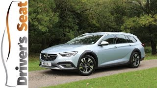 Download Vauxhall (Opel) Insignia Country Tourer 2018 Review | Driver's Seat Video