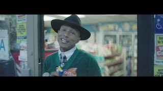 Download Pharrell Williams - Happy (12AM) Video