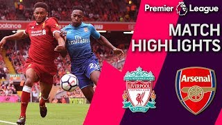 Download MATCH CUT DOWN: Liverpool v. Arsenal Video
