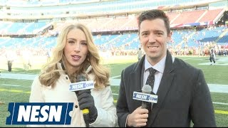 Download Life Without Gronk, Brady Seeks Win No. 201 And The 2001 Patriots Are In Town Video