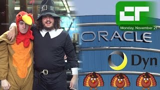 Download Oracle Acquires Dyn | Crunch Report Video