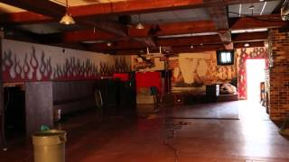 Download Tour Hamilton's burned former Hells Angels clubhouse Video