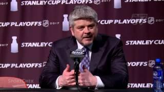 Download POST-GAME RAW | Todd McLellan Video