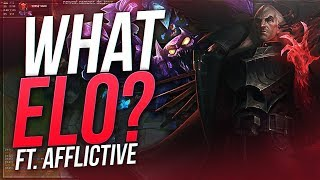 Download WHAT ELO IS THIS?! | DYRUS EUW ADVENTURES FT. AFFLICTIVE Video