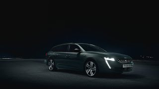 Download NEW PEUGEOT 508 SW – The Snake Video