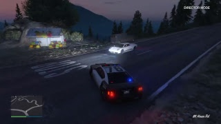 Download GTA V neighbourhood patrol (Director mode) EP38 Video