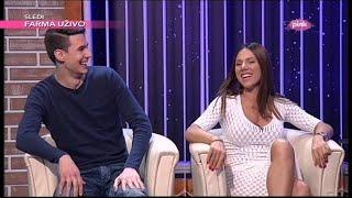 Download Da li se Sandra Afrika ljubi u usta na prvom sastanku? - Ami G Show S08 Video