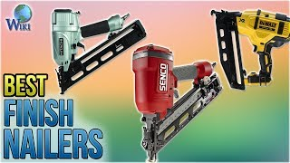 Download 10 Best Finish Nailers 2018 Video