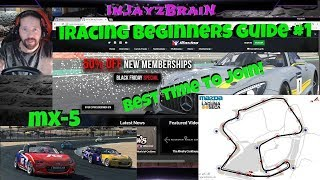 Download iRacing Beginners Guide #1 Video