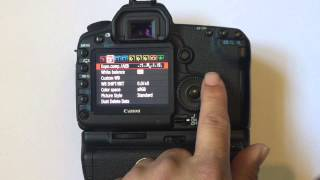 Download Setting up a Canon 5D Mark 2 (5d mk ii) for Wedding Photography Video