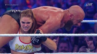 Download WWE WrestleMania 34 (2018) - OSW Review 71 Video