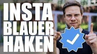 Download ✅Wie bekomme ich den blauen Haken bei Insta? Verifizierung deines Instagram Accounts ✅| #FragDenDan Video