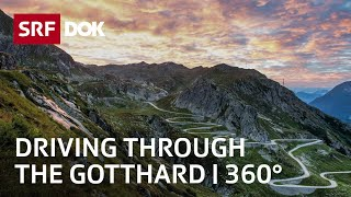 Download Gotthard tunnel 360° - english version Video