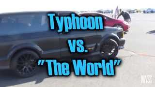 Download Typhoon vs ″the world″ Video