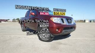 Download Unboxing 2017 Nissan Frontier - An Old School Truck Video
