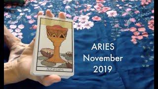 Download Aries November 2019 Tarotscope Video