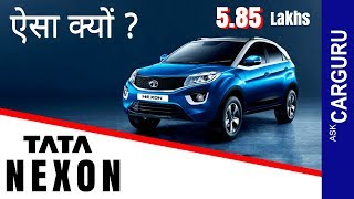 Download Tata Nexon Pricing, धो डाला, Maruti Brezza, Honda WR-V, Hyundai i20 & Ford Ecosport Video