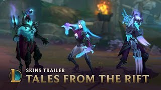 Download Death Sworn | Tales from the Rift 2017 Event Trailer - League of Legends Video