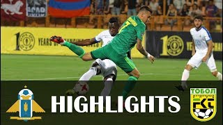 Download FC Pyunik - FC Tobol 1-0 | Highlights Video