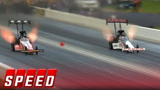 Download Tanner Gray & Steve Torrence take pro class wins at Richmond   2018 NHRA DRAG RACING Video