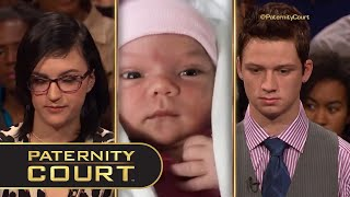 Download I Will Only Marry You If I Am the Father (Full Episode) | Paternity Court Video