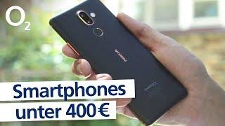 Download Die besten Smartphones unter 400 € - Top Oberklasse-Handys im Test Video