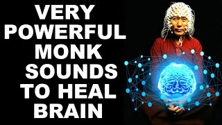 Download **WARNING** SECRET MONK SOUNDS FOR BRAIN & BODY POWER : RETUNES YOUR BRAIN FAST ! Video